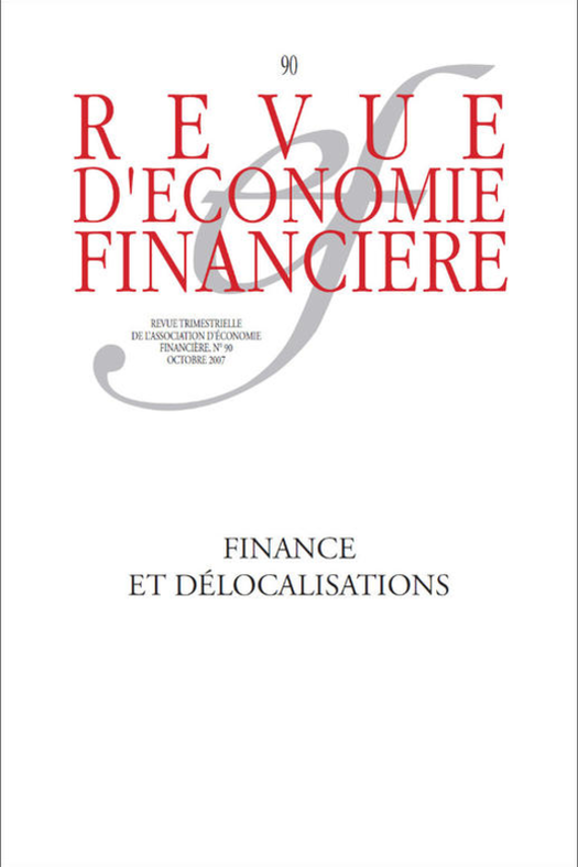Finance et délocalisations