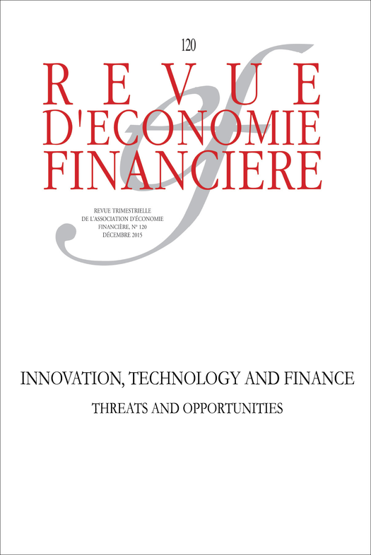 Innovation, Technolgy and Finance
