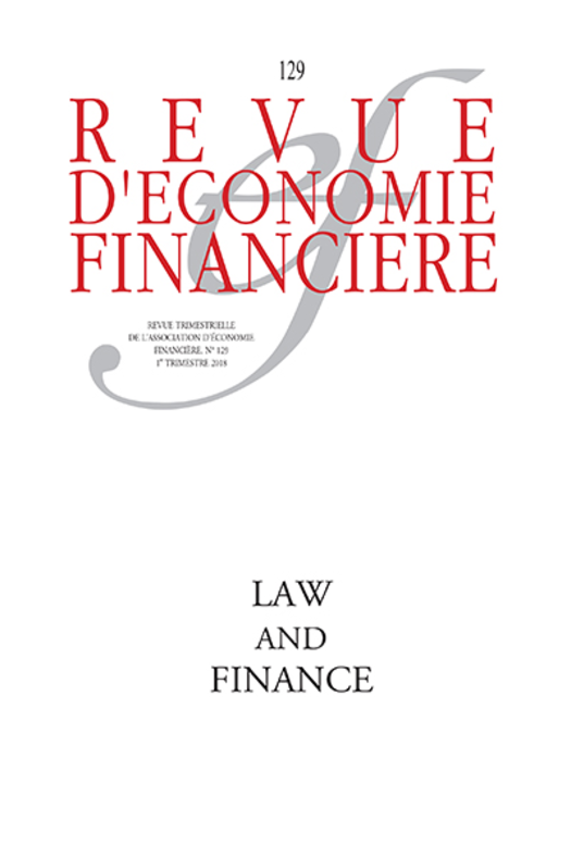 Law and Finance