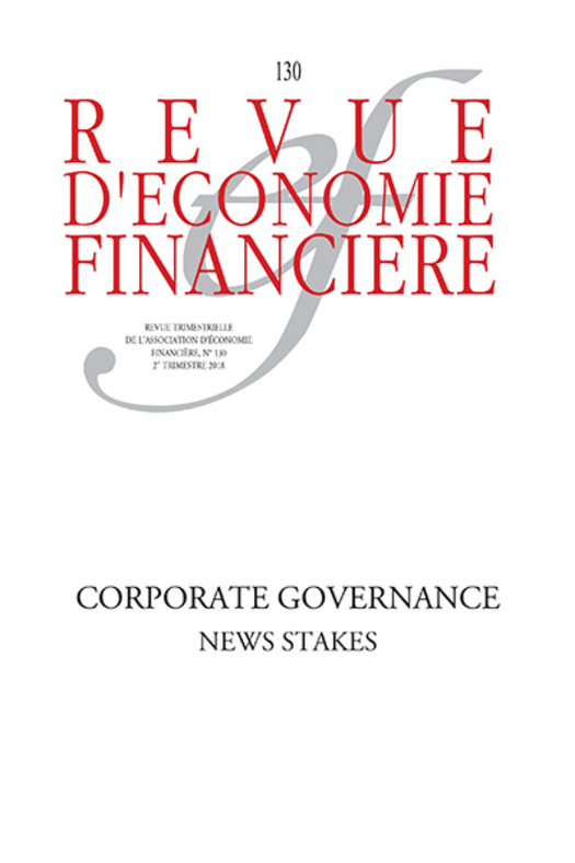 Corporate Governance  - New Stakes