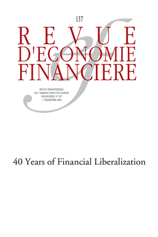40 Years of Financial Liberalization