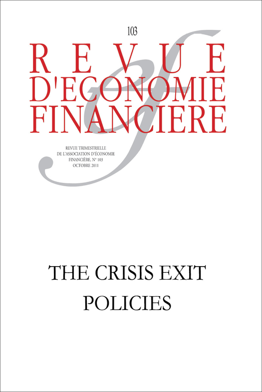 The crisis exit policies